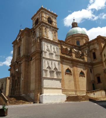Piazza Armerina il Duomo