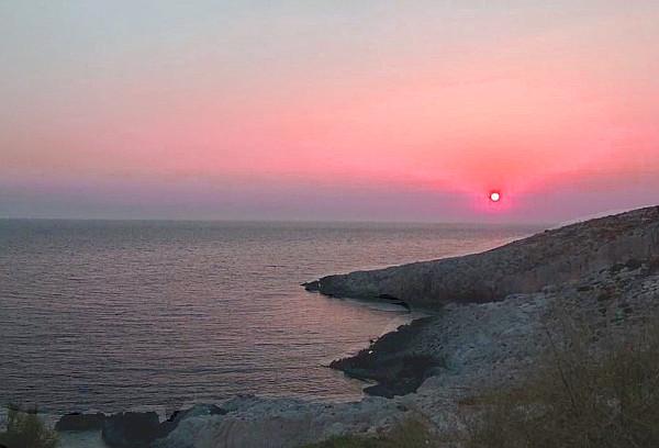 #Zante tramonto