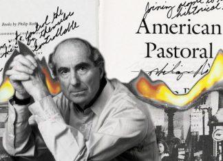 """Philip Roth """"smascherato"""" tra il bianco e il nero della sua grafia"""