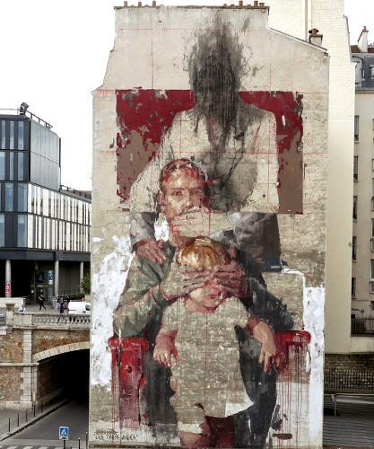 Borondo Paris