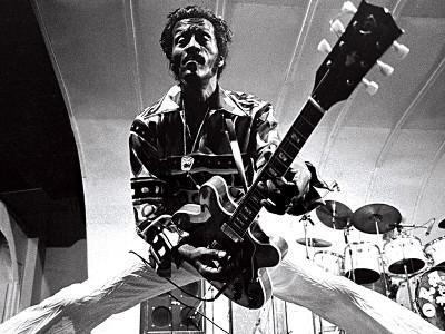 Chuck Berry e la chitarra del rock & roll