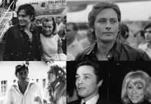 Alain Delon, successo, bellezza e (in)felicità