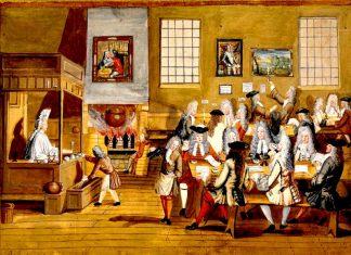 Caffetterie rivoluzionarie: nell'età della ragione a sorsi di caffè