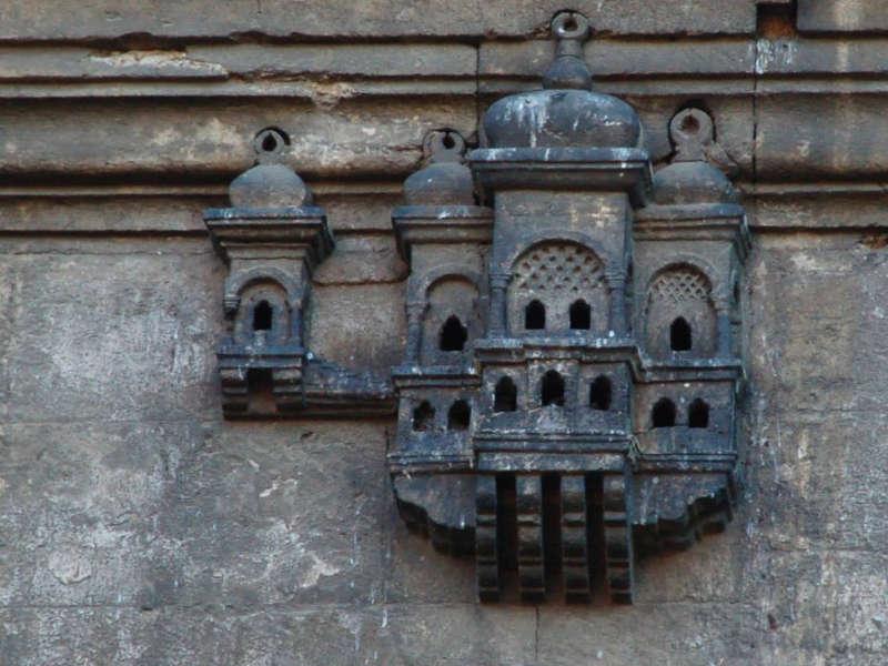Casette uccelli architettura ottomana
