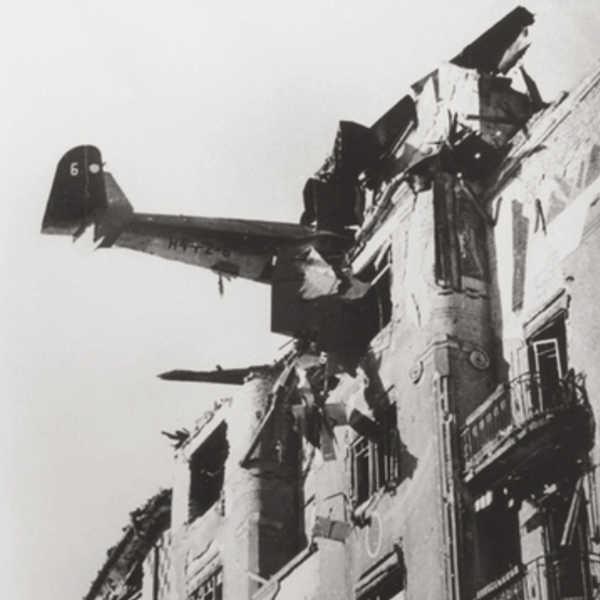 Aereo 1944 a Budapest