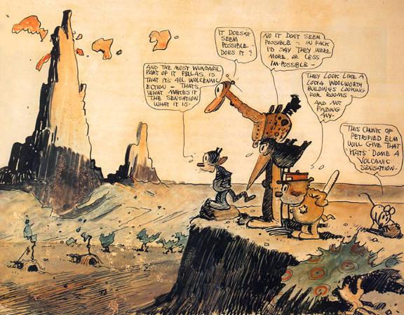 Krazy Kat e George Herriman: una strana storia di fumetti