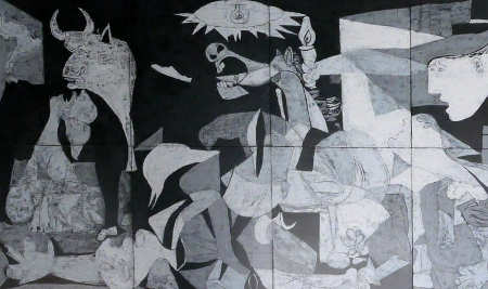 Guernica digitale