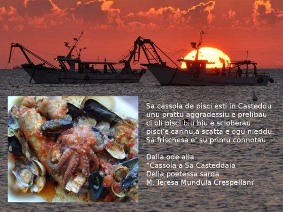 Sa Cassola de Pisci a sa Casteddaia