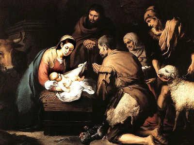 Opere sulla Natività nella Storia dell'arte: Adorazione dei pastori