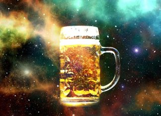 Perché l'universo nuota letteralmente nell'alcol