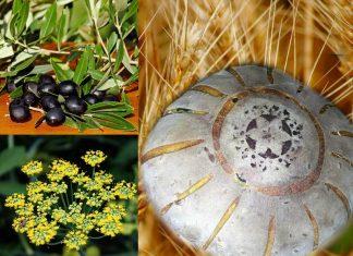 Pagnotta Integrale al Finocchio e Olive