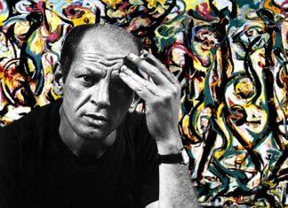 Jackson Pollock e la ricerca dai Navajo al dripping