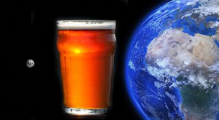 Alcol nello spazio nel mezzo interstellare