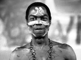 Fela Kuti afrobeat