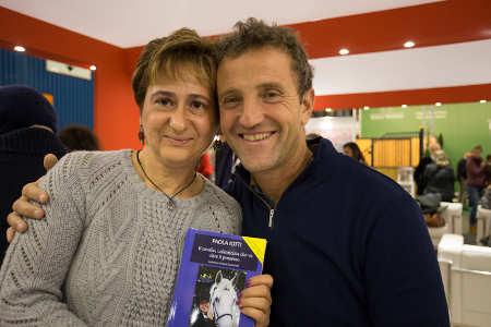 Luca Moneta nell'intervista con Paola Iotti