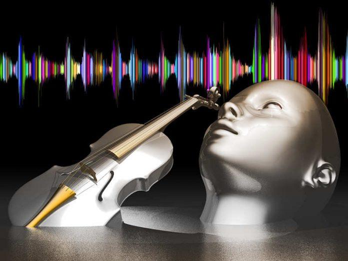 musica e robot