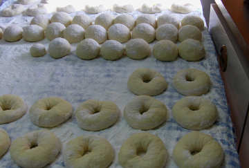 Preparazione 2 ricetta Para Frittus ofrati fritti o fatti fritti