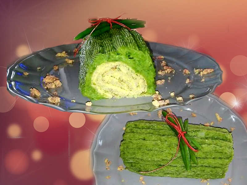 Tronchetto salato light per diabetici