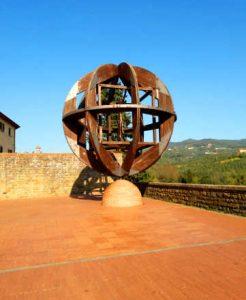 Vinci, nei luoghi e le opere di Leonardo