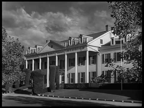Io ti salverò film del 1945 con Gregory Peck e Ingrid Bergman