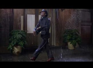 Singin in the Rain, la scena indimenticabile del musical con Gene Kell