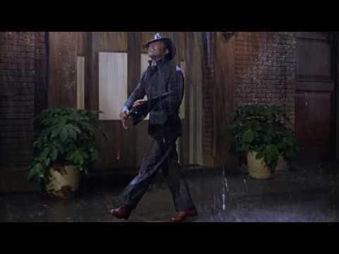 Singin in the Rain, la scena indimenticabile del musical con Gene Kell