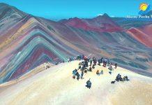 Le montagne arcobaleno di Cina e Perù
