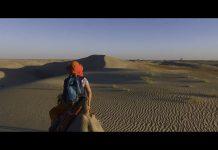 Il deserto del Taklamakán