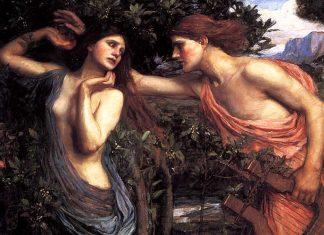 Il mito del Lauro: Apollo e Dafne