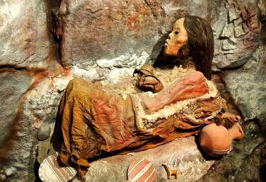 Juanita mummia delle Ande