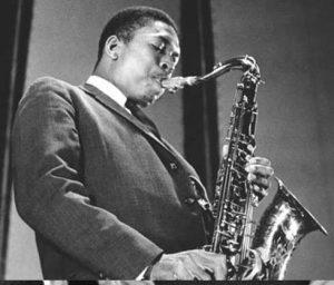 John Coltrane sassofonista