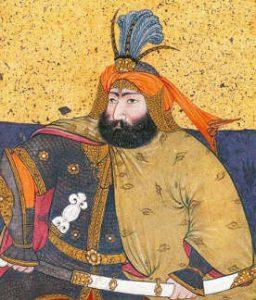 Lagâri Çelebi, turco su razzo, Murad IV