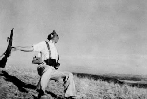 Robert Capa Muerte de un miliciano