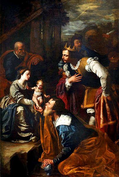 Artemisia Gentileschi e l'Adorazione dei Magi