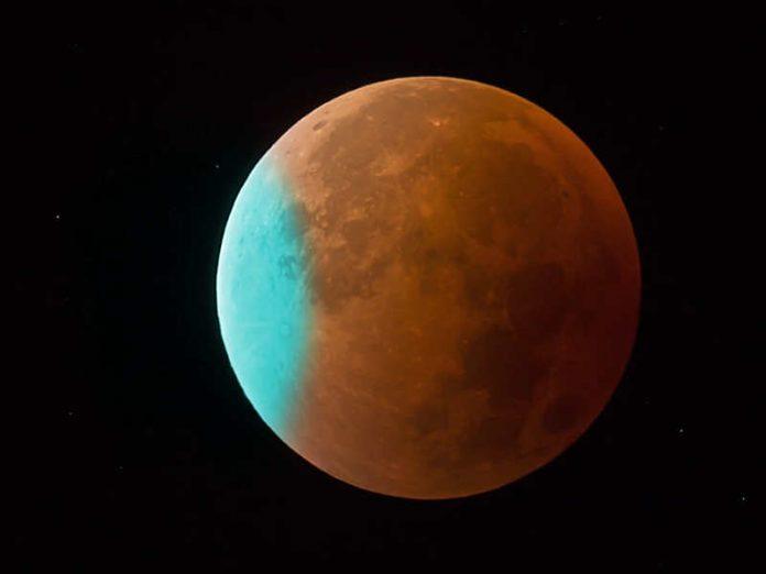 Una Super Luna Blu che sarà Rossa come il sangue