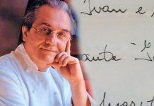 Gualtiero Marchesi Curiosità, creatività, equilibrio, armonia