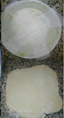 Crostata di semola integrale con cotto e melanzane 3