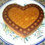 Cuore di semola integrale con albicocche, nocciole e cocco