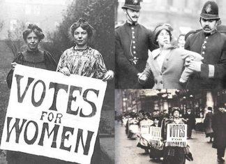 Il lungo cammino del diritto di voto delle donne