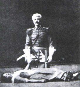 Konstantin Stanislavskij in teatro 1889