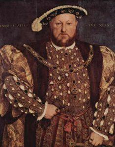La bardana Enrico VIII