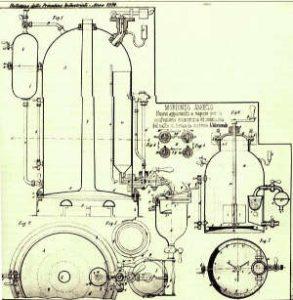 La macchina del caffè espresso di Moriondo