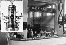 La macchina del caffè espresso