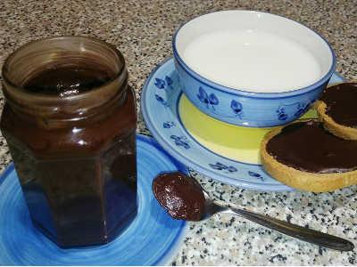 La ricetta della Crema di nocciole
