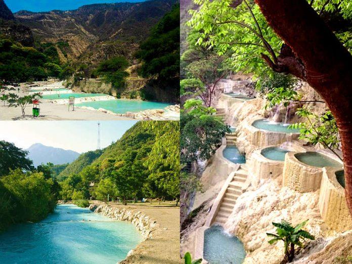 Le grotte messicane di Tolantongo e le piscine naturali a cielo aperto