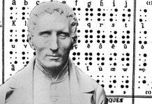 Louis Braille, sei punti per leggere e scrivere