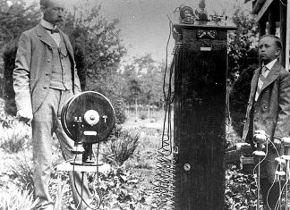 Nathan Stubblefield inventore telecomunicazioni