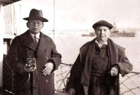 Alexandra David-Neel e Yongden