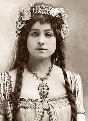 Alexandra David-Neel da giovane