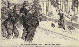 Bartitsu le suffragette e Edith Garrud